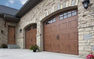 straight up garage doors